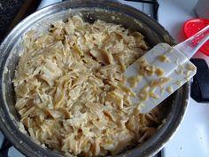 Cheesy Chicken Noodles
