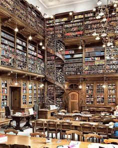 """beats the silence in a library.""""Munich's Municipal Law Library,. -""""Nothing beats the silence in a library.""""Munich's Municipal Law Library,. Library Room, Dream Library, Photo Library, Gothic Revival Architecture, Beautiful Architecture, Library Architecture, Architecture Design, Libreria El Ateneo, Old Libraries"""