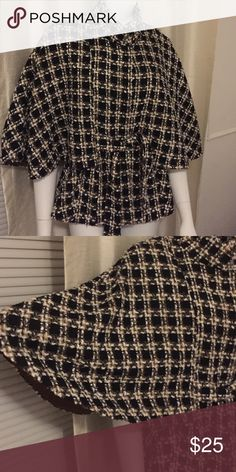 Luii jacket Size xl good condition. Lined inside luii Jackets & Coats