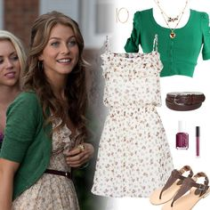 Julianne hough is crazy adorable, and she's perfect as ariel moore in Footloose. We put together some Footloose fashion inspiration from her outfits. Summer Outfits, Casual Outfits, Cute Outfits, Fashion Outfits, Womens Fashion, School Outfits, Summer Clothes, Modest Fashion, Country Girls Outfits