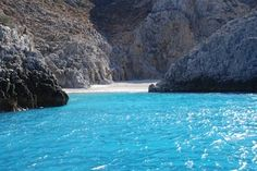 Crete is one of the most beautiful places of Greece. There are several beaches in Crete. One can easily divide all these beaches into groups: beaches in Hania, Beach Fun, Beach Trip, Beach Travel, Beach Party, Crete Beaches, Chania Greece, Crete Island, Travel And Tourism, Greece Travel