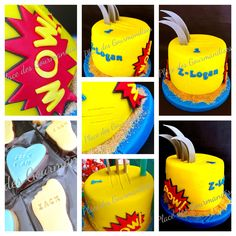 Gâteau Wolverine