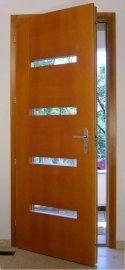 Dveře Vario D3 s prosklením