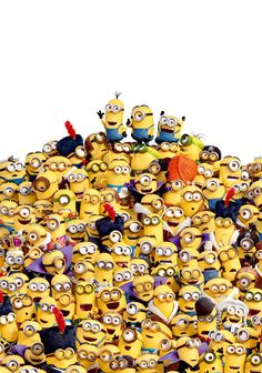 Minions (2015) | Animation ~ Action ~ Comedy | Before Gru, they had a history of bad bosses