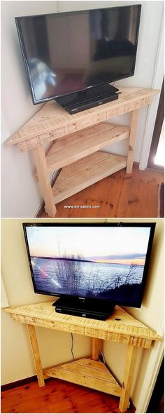 This pallet ideal creation is giving you out with so many access features into one custody! Wood Pallet Recycling, Wooden Pallet Projects, Pallet Crafts, Recycled Pallets, Diy Pallet Furniture, Wooden Pallets, Pallet Wood, Outdoor Pallet, Diy Projects