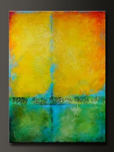 Harmony - 30 x 40 - Original Abstract Modern Acrylic Painting - Huge Contemporary Wall Art - Fine Art