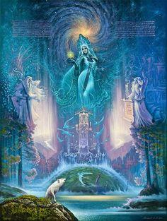 """""""Соль Земли"""" от художника Александра Угланова.  Соль земли — это люди, обладающие силой духа, готовые преодолеть все препятствия на пути духовного самосовершенствования и восторжествовать над силами зла. Это люди, проявляющие милосердие, жаждущие правды, имеющие чистое сердце и добрые помыслы. Это миротворцы, достигшие духовного совершенства, не боящиеся гонений или злословия"""