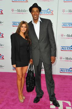 This week's style star is Larsa Pippen, former Real Housewives Miami star as well wife to retired NBA great Scottie Pippen. Now over the years there have been rumors stating the couple was divorcing and broke however they are always sexy as a couple.