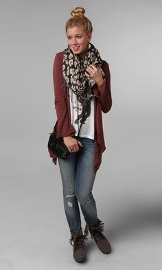 winter hipster style from zappos.