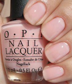 """From the new OPI spring collection: New York Ballet. This color, """"You Callin' Me a Lyre?"""" has taken the lead. Yes, I dare to say I like it even more than """"Bubble Bath."""""""