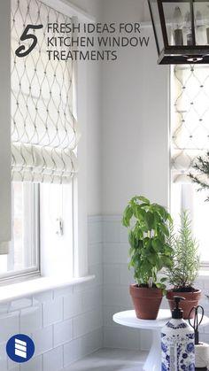 65 best kitchen window treatments images in 2019 rh pinterest com