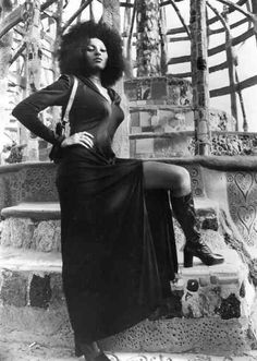 Pam Grier / 'Foxy Brown', 1974, written and directed by Jack Hill.    .