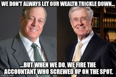 Democrats introduce KOCH Act–Keeping Our Campaigns Honest–would require PACs to name donors