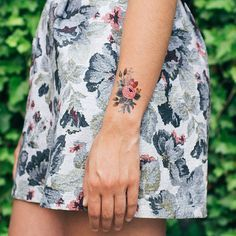 Rifle Paper Co Temporary Tattoos