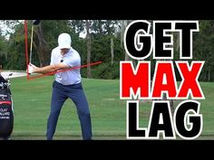 Driver Lag Tip For Max Distance - YouTube