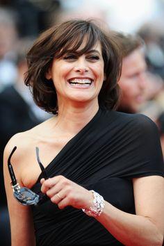 Ines de la Fressange - Opening Ceremony - 64th Annual Cannes Film Festival