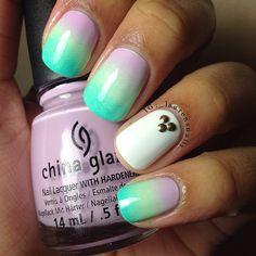 Instagram photo by _laurensnails #nail #nails #nailart