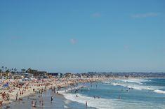 mission beach san diego -