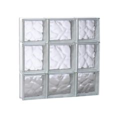17 best glass block basement windows images glass blocks glass rh pinterest com