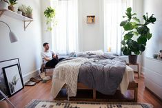 UO on Campus: Mike Hogan - Urban Outfitters - Blog   no headboard