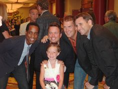 Gracie and the Men