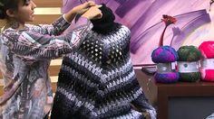 Mulher.com 21/07/2014 - Vestido Poncho Dual por Noemi Fonseca - Parte 2