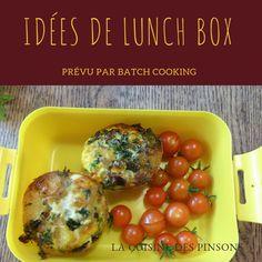 Prévoyez votre lunch box le dimanche. Utilisez le batch cooking ou le meal prep pour vous simplifier la vie. Ketogenic Diet For Beginners, Batch Cooking, Kids Meals, Meal Prep, Food And Drink, Chicken, Recipes, Eat, Cooking Food
