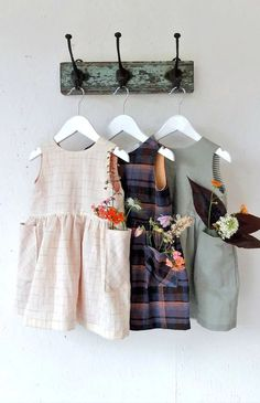 Etsy Gift Guide: Linen For Little People @serenebohemian