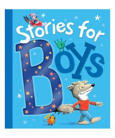 Another great find on #zulily! Stories for Boys Hardcover by tiger tales #zulilyfinds