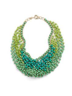 25 Sparkling Statement Necklaces