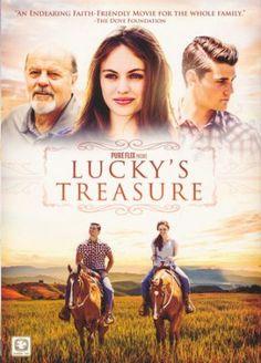 Lucky's Treasure, DVD