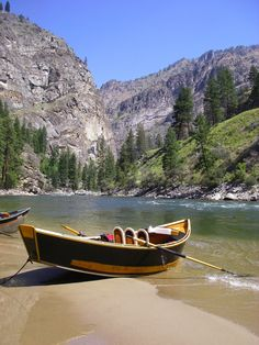 Middle Fork of the Salmon River, Idaho  Photo By: Kelsey Helfrich