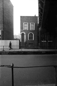 Hackney, by Tony Hall