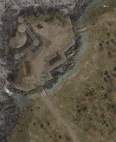 Fort Rannick by hero339