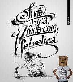 Votem na estampa 'O Profeta!' no Camiseteria.com. Autoria de Rodrigo Chinellatto http://cami.st/d/52879