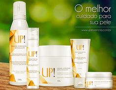 "Check out new work on my @Behance portfolio: ""UP! Essencia 