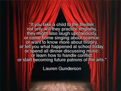 Discover and share Quotes About Drama And Theatre. Explore our collection of motivational and famous quotes by authors you know and love. Theatre Quotes, Theatre Nerds, Music Theater, Broadway Theatre, Children's Theatre, Drama Education, Drama Class, Acting Quotes, Drama Quotes