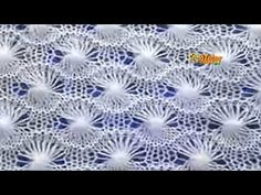 Cómo Tejer ENCAJE SUIZO - 2 agujas (503) - YouTube Lace Knitting Patterns, Knitting Designs, Knitting Stitches, Knitting Needles, Stitch Patterns, Rowan Knitting, Knitting Socks, Baby Knitting, Knitting Videos