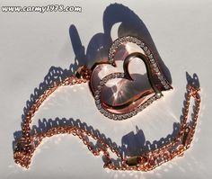 @Bellast Jewelry heart necklace