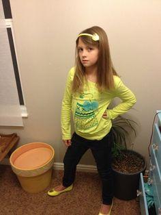 Taylor Joelle Designs: Children's Style Guide - Gap NEON