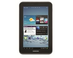 Samsung Galaxy Tab 2 7 inch Tablet – White with WiFi and Android OS. A must have tablet for any geek. - Click pics for best price in the Galaxy :) Samsung Galaxy Tablet, New Samsung, Tablet Phone, Smartphone, Samsung Mobile, Note Tablet, Tablet Computer, Best Android Tablet, Android 4