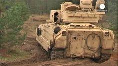 El Pentágono plantea desplegar tropas en Europa del Este para disuadir a Rusia