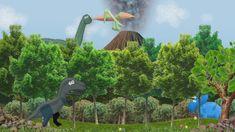 Schooltv: Dino's - Met Wolfram