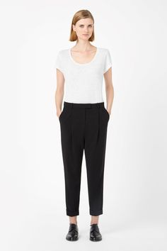 COS | Cuffed trousers