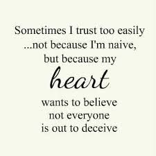 Image result for quotes on naive
