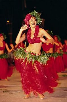 tahitan dancer