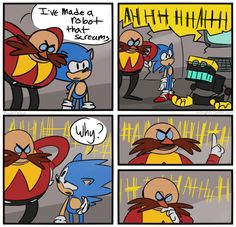 See more 'Sonic the Hedgehog' images on Know Your Meme! Sonic The Hedgehog, Silver The Hedgehog, Sonic Funny, Sonic 3, Archie Comics, Funny Comics, Classic Sonic, Dark Humour Memes, Sonic Franchise