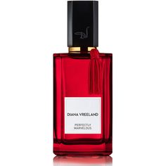 Diana Vreeland Parfums Perfectly Marvelous Eau de Parfum (£135) ❤ liked on Polyvore featuring beauty products, fragrance, perfume, beauty, makeup, filler, eau de parfum perfume, perfume fragrances, edp perfume and eau de perfume