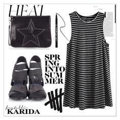 """""""Fratelli Karida 10"""" by fashion-addict35 ❤ liked on Polyvore featuring Fratelli Karida, Ash and tarte"""