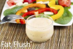 Caesar Dressing- Official Fat Flush Recipe